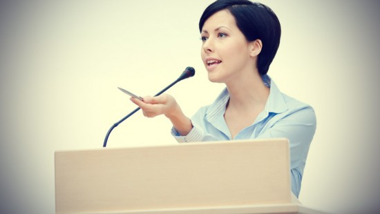 How Public Speaking Accelerates Business Growth